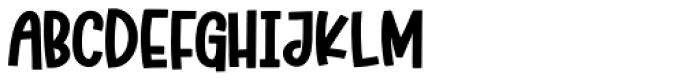 Cherry Bell Regular Font UPPERCASE