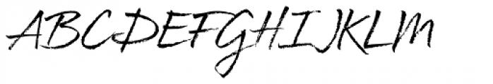 Cherry Blossoms Regular Font UPPERCASE