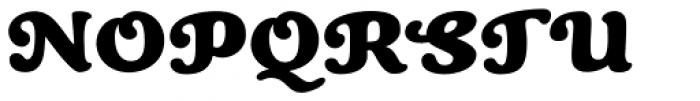 Cherry Lane Font UPPERCASE