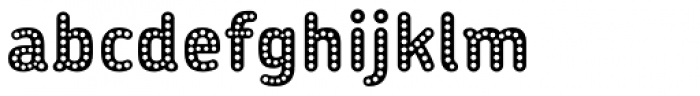Chevin Eco ExtraBold Font LOWERCASE
