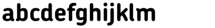 Chevin Pro Bold Font LOWERCASE