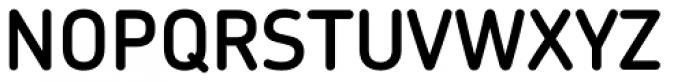 Chevin Std DemiBold Font UPPERCASE