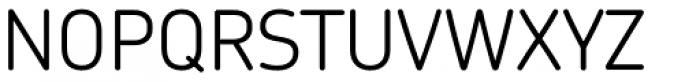 Chevin Std Light Font UPPERCASE