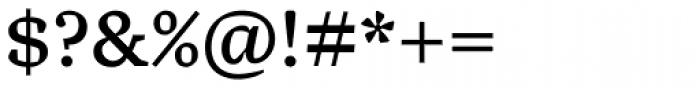 Chiavettieri Regular Font OTHER CHARS