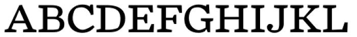 Chiavettieri Regular Font UPPERCASE
