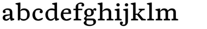 Chiavettieri Regular Font LOWERCASE