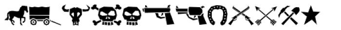 Chickenz Font UPPERCASE