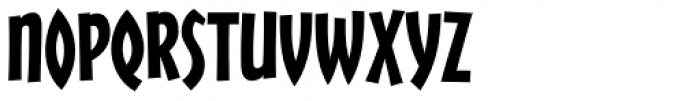 Chickweed Font UPPERCASE