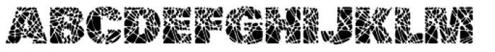 Chigliak Font UPPERCASE