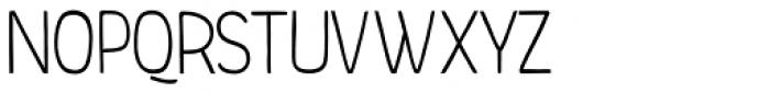 Chimphand Regular Font UPPERCASE