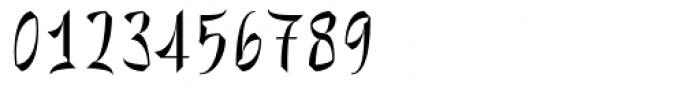 Chineze Light Font OTHER CHARS