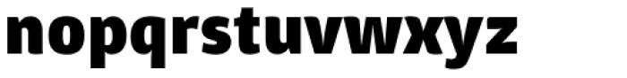 Chino Std Black Font LOWERCASE