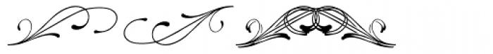 Chino Tattoo Dingbats Font OTHER CHARS