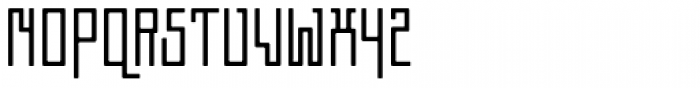 Chinoise Font UPPERCASE