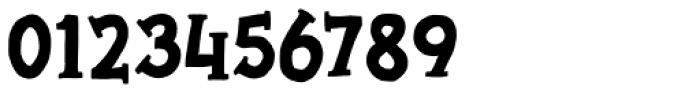 Chip Dip Regular Font OTHER CHARS