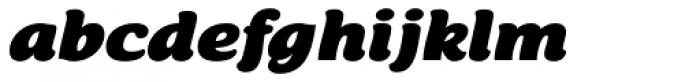Chipa Italic Font LOWERCASE