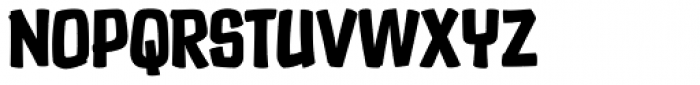 Choc Chip Font LOWERCASE