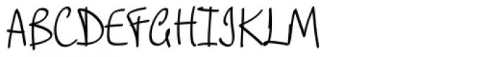 Chokey Pro Font UPPERCASE