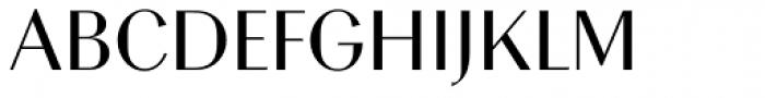 Chong Modern Std Regular Font UPPERCASE