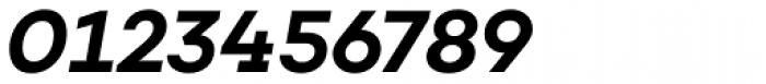 Choplin Semi Bold Italic Font OTHER CHARS