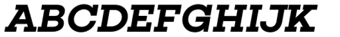 Choplin Semi Bold Italic Font UPPERCASE