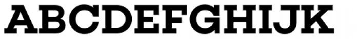 Choplin Semi Bold Font UPPERCASE