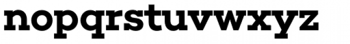 Choplin Semi Bold Font LOWERCASE