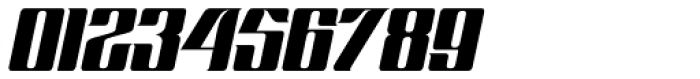 Chopper Italic Font OTHER CHARS
