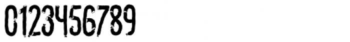 Choriza Background Font OTHER CHARS