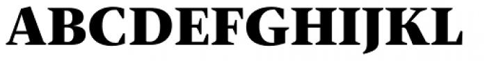 Christel Display Black Font UPPERCASE