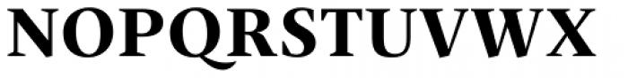 Christel Display Bold Font UPPERCASE