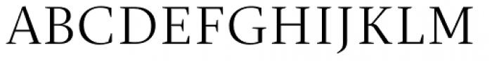 Christel Display Light Font UPPERCASE