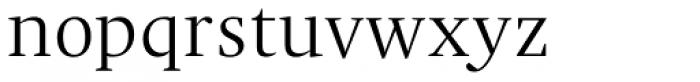 Christel Display Light Font LOWERCASE