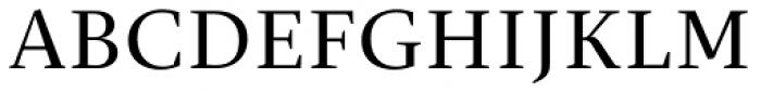 Christel Display Font UPPERCASE