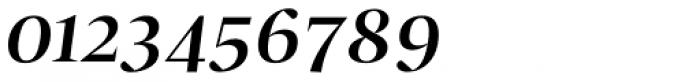 Christel Poster Medium Italic Font OTHER CHARS