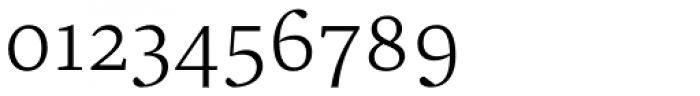 Christel Text Light Font OTHER CHARS