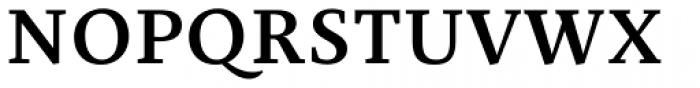 Christel Text Medium Font UPPERCASE