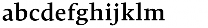 Christel Text Medium Font LOWERCASE