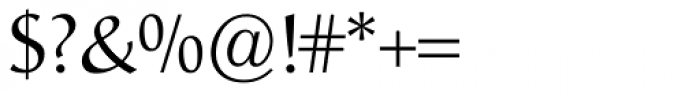 Christiana BQ Regular SC Font OTHER CHARS