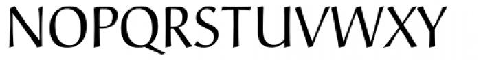 Christiana BQ Regular SC Font UPPERCASE