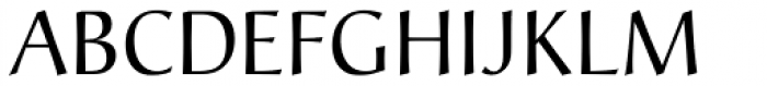 Christiana BQ Regular Font UPPERCASE