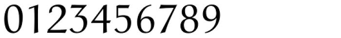 Christiana Pro Regular Font OTHER CHARS