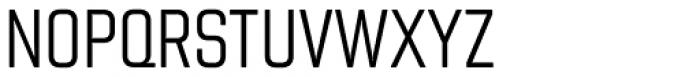 Chromoxome Pro Light Font UPPERCASE