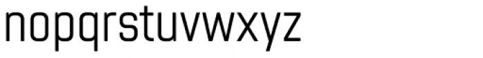 Chromoxome Pro Light Font LOWERCASE