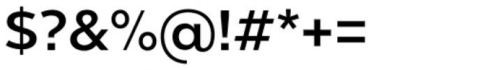 Chronica Pro Medium Font OTHER CHARS