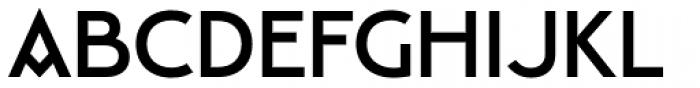 Chrysaora Regular Font UPPERCASE