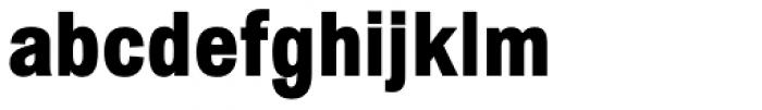 Chubb Font LOWERCASE