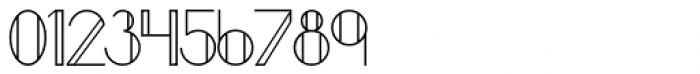 Chula Regular Font OTHER CHARS