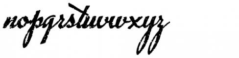 Chupito Brownie Bold Font LOWERCASE