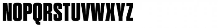 Churchward Heading Bold Font UPPERCASE